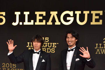 Yuji Nakazawa J. League Award 2015