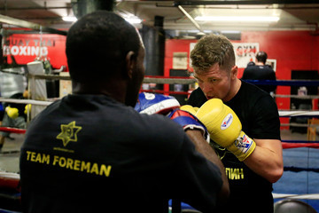 Yuri Foreman Daniel Jacobs & Yuri Foreman Media Workout