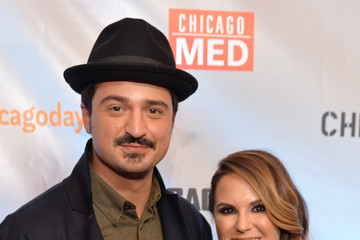Yuri Sardarov NBC's 'Chicago Fire,' 'Chicago P.D.' and 'Chicago Med' - Premiere