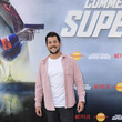 """Yvan Naubron Premiere Of The Movie """"How Did I Become A Super Hero"""" At Cour Carre Du Louvre"""