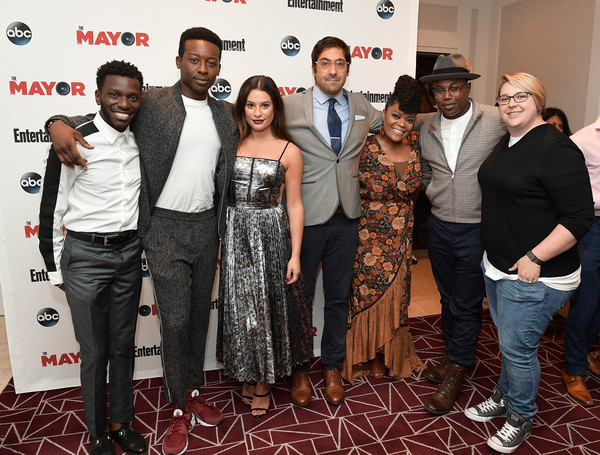 Exclusive Screening of ABC's 'The Mayor', Hosted by Entertainment Weekly