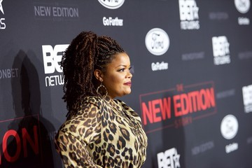 Yvette Nicole Brown BET's 'The New Edition Story' Premiere Screening