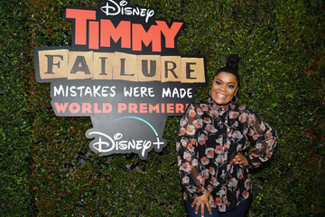 "Yvette Nicole Brown Premiere Of Disney +'s ""Timmy Failure: Mistakes Were Made"" - Red Carpet"