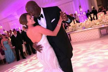 Yvette Prieto Michael Jordan Marries Yvette Prieto in Palm Beach