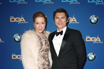 Yvonne Boismier Phillips 70th Annual Directors Guild of America Awards - Arrivals
