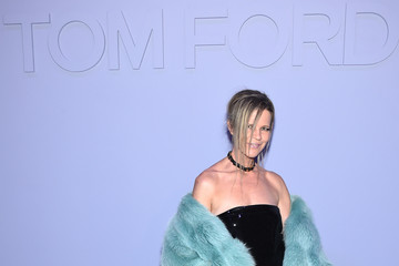 Yvonne Force Villareal Tom Ford Fall/Winter 2018 Women's Runway Show