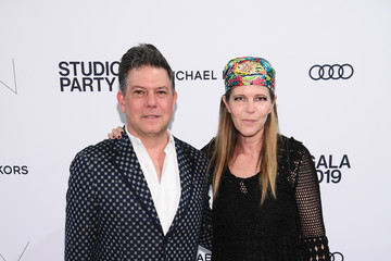 Yvonne Force Villareal Whitney Museum Of American Art Gala + Studio Party
