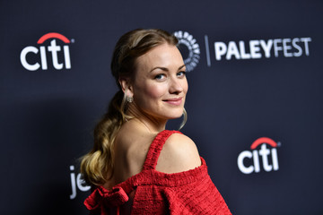 Yvonne Strahovski The Paley Center For Media's 35th Annual PaleyFest Los Angeles - 'The Handmaid's Tale' - Arrivals