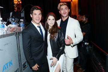 Zac Efron Anna Kendrick Spike TV's 'Guys Choice 2016' - Backstage And Audience