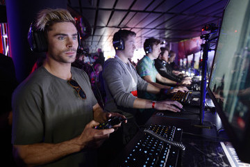 Zac Efron Game Maker Electronic Arts (EA) Hosts Its Annual Press Conference in Los Angeles