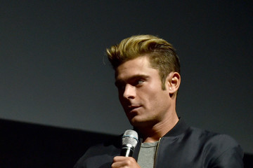 Zac Efron CinemaCon 2016 - 20th Century Fox Invites You To A Special Presentation Highlighting Its Future Release Schedule