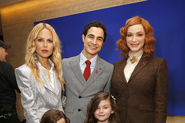 Zac Posen Brooks Brothers Hosts Annual Holiday Celebration To Benefit St. Jude At West Hollywood EDITION