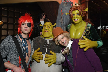 Zac Posen Heidi Klum's 19th Annual Halloween Party Presented By Party City And SVEDKA Vodka At LAVO New York - Inside