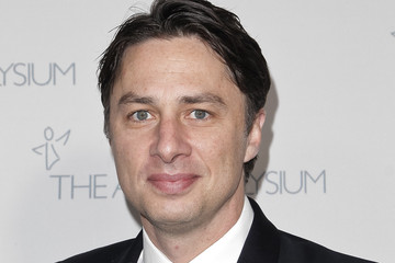 Zach Braff The Art Of Elysium And Samsung Galaxy Present Marina Abramovic's HEAVEN - Arrivals