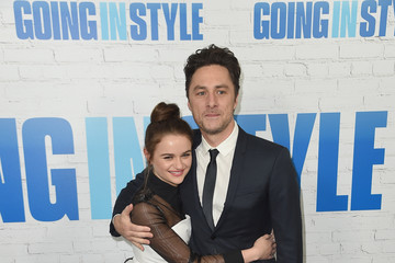 Zach Braff 'Going in Style' New York Premiere - Outside Arrivals