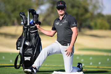 Zach Johnson CareerBuilder Challenge In Partnership With The Clinton Foundation - Preview Day 3