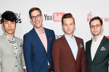 Zach Kornfeld The 6th Annual Streamy Awards Hosted by King Bach and Live Streamed on YouTube - Red Carpet