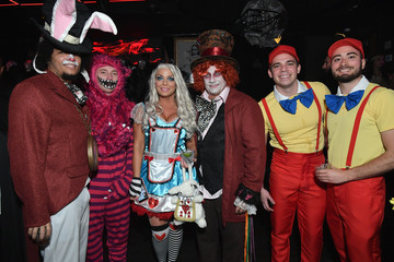 Zach Mazur Heidi Klum's 19th Annual Halloween Party Presented By Party City And SVEDKA Vodka At LAVO New York - Inside