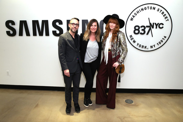 Samsung 837 Opens In New York City's Meatpacking District