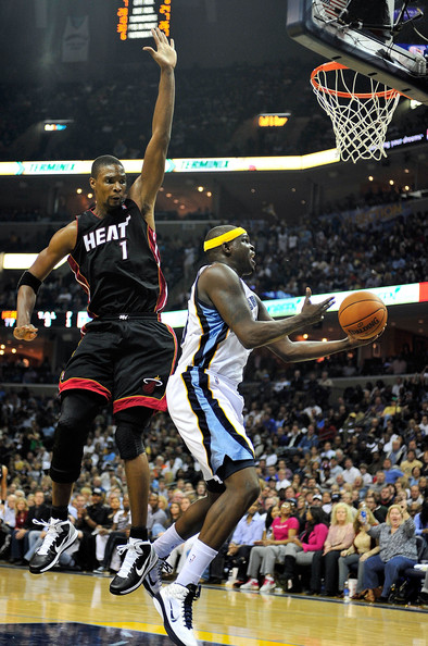Heat vs Grizzlies