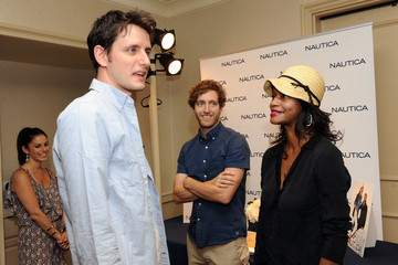 Zach Woods HBO Luxury Lounge: Day 2