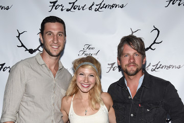 Zachary Knighton For Love and Lemons Annual SKIVVIES Party