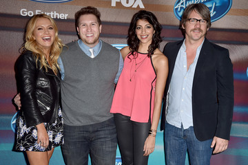 Zachary Knighton 'American Idol XIV' Finalist Party