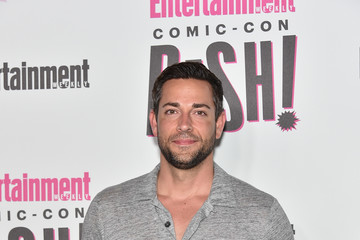 Zachary Levi Entertainment Weekly Hosts Its Annual Comic-Con Party At FLOAT At The Hard Rock Hotel In San Diego In Celebration Of Comic-Con 2018 - Arrivals