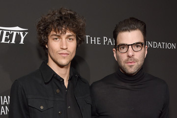 Zachary Quinto Miles Mcmillan SEAN PENN J/P HRO GALA: A Gala Dinner to Benefit J/P Haitian Relief Organization and a Coalition of Disaster Relief Organizations