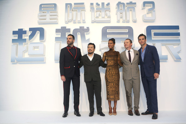 'Star Trek Beyond' Asia Tour -  Beijing Red Carpet