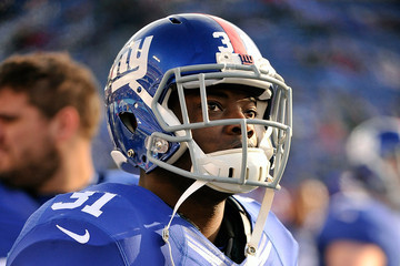 Zack Bowman New York Giants v Tennessee Titans