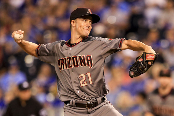 Arizona Diamondbacks v Kansas City Royals