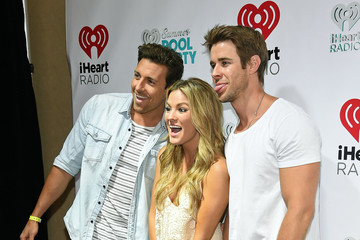 Zack Kalter The iHeartRadio Summer Pool Party - Backstage