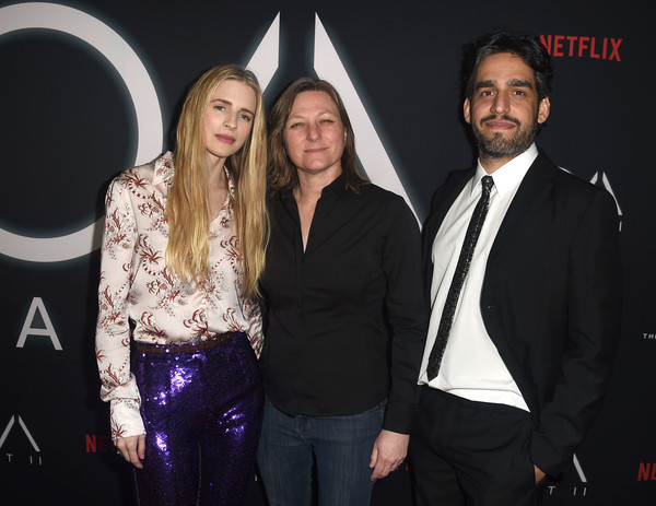 Netflix's 'The OA Part II' Premiere Photo Call - Red Carpet