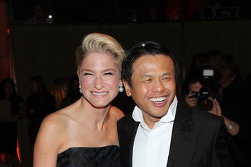 Zang Toi Julie Macklowe Arrivals at the New Yorkers for Children Gala