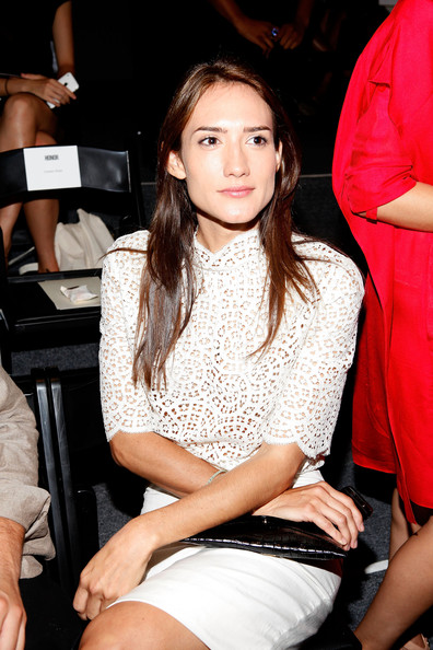 Honor - Front Row - Spring 2012 Mercedes-Benz Fashion Week