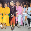 Zanita Whittington Tibi - Front Row - February 2018 - New York Fashion Week: The Shows