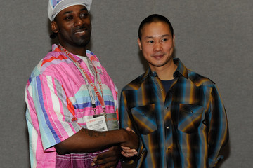 Will Chandler Zappos' CEO Tony Hsieh Speaks At Clothing Industry Trade Show