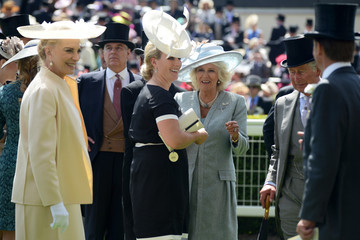 Zara Phillips Royal Ascot: Day 1