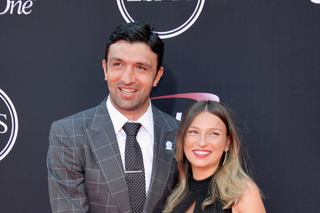 Zaza Pachulia The 2017 ESPYS - Arrivals