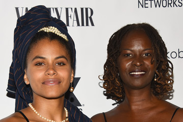Zazie Beetz FX And Vanity Fair Emmy Celebration - Arrivals