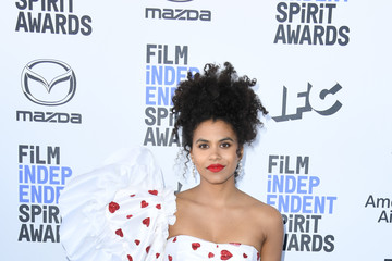 Zazie Beetz 2020 Film Independent Spirit Awards  - Social Ready Content