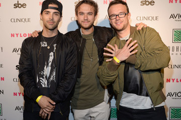 Zedd NYLON Nights Los Angeles, in Celebration of the October It Girl Issue Hosted by Cover Star Tinashe, at Doheny Room