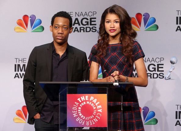 Zendaya Coleman - 44th NAACP Image Awards Nominations Announcement Press Conference