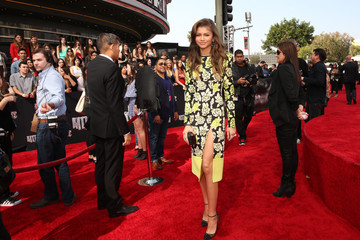 Zendaya Coleman Arrivals at the MTV Movie Awards — Part 3