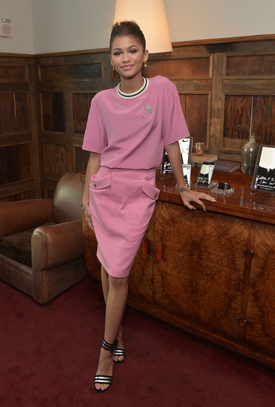 Zendaya Coleman - 'Letters to the Men I Have Loved' Book Launch Dinner