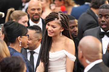 Zendaya Coleman Arrivals at the 87th Annual Academy Awards