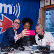 Zerlina Maxwell SiriusXM Broadcasts 2020 New Hampshire Democratic Primary Live From Iconic Red Arrow Diner - Day 2