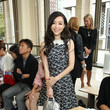 Zhang Jing Chu Tory Burch - Front Row - Mercedes-Benz Fashion Week Spring 2015