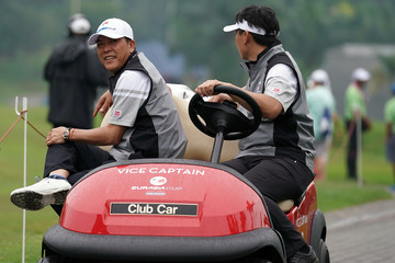 Zhang Lian-Wei EURASIA Cup - Day Two